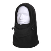 Adjustable 3 in 1 Double Layer Polar Fleece Balaclava