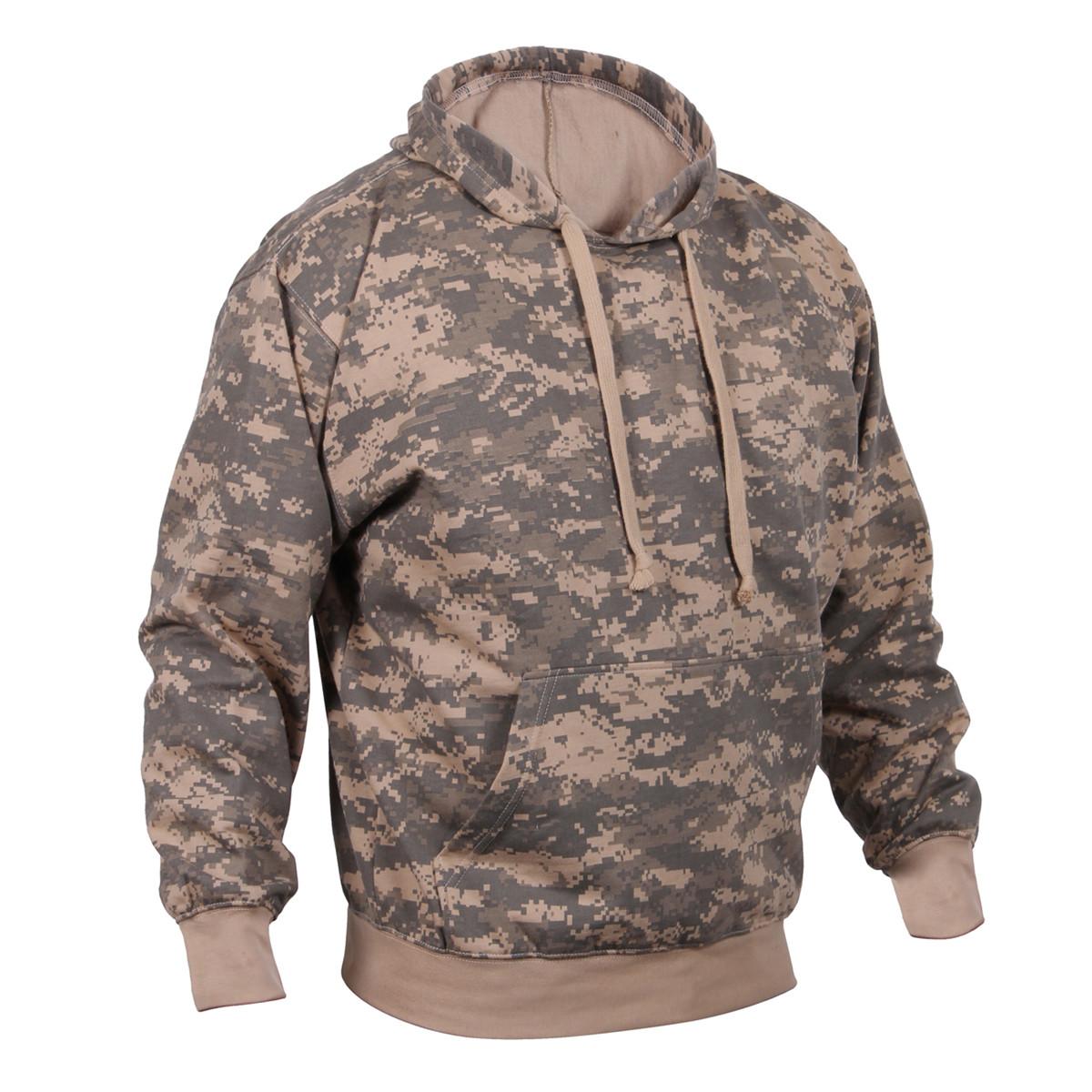 Shop Army Digital Camo Pullover Hooded Sweatshirts - Fatigues Army Navy Gear ab9b099feac
