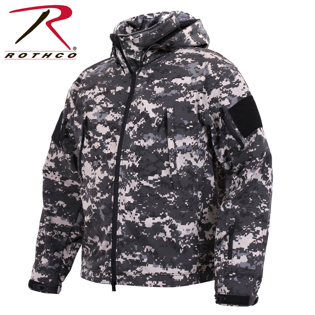 30a46d31a0c Shop Rothco Subdued Urban Digital Tactical Special Ops Jackets - Fatigues  Army Navy