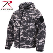 Spec Ops Subdued Urban Digital Camo Softshell Jacket - View
