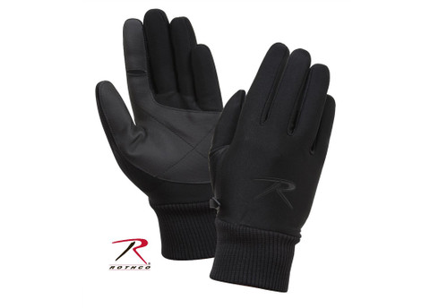 Rothco Soft Shell Waterproof Gloves - Pair View