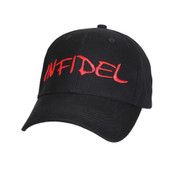 Infidel Low Profile Cap - Front View