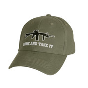 Come & Take It Low Profile Cap - Front View