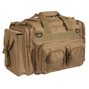 Coyote Brown Concealed Carry Bag - Front View