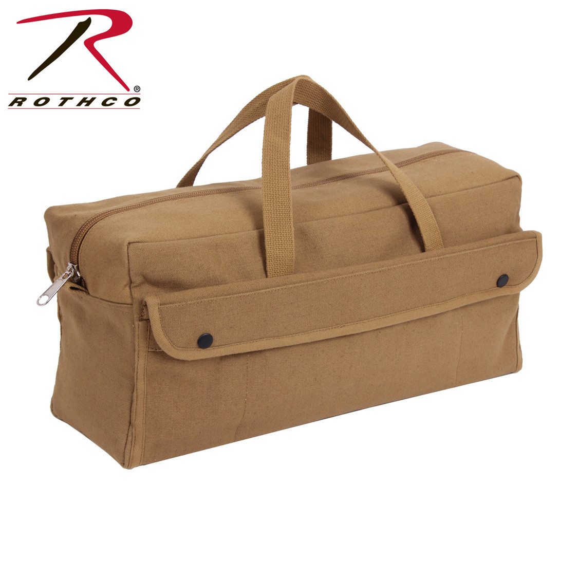 Shop Coyote Brown Canvas Tool Bags - Fatigues Army Navy Gear 1ce4d7bcb3e0d