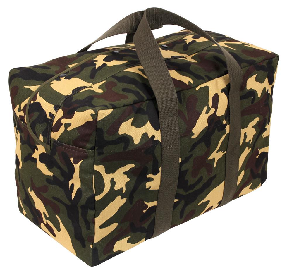 Shop Camo Parachute Cargo Bags - Fatigues Army Navy Gear bb292fad4fe