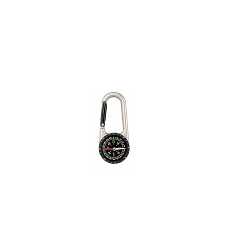 Kids Carabiner Clip On Compass - View