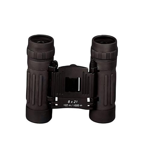 Kids Tactical Black Binoculars - Black