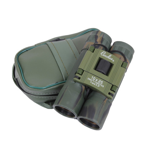 Kids Military Camo Field Binoculars - Combo View