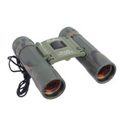 Kids Military Camo Field Binoculars - Top View