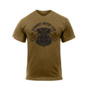 Terrorist Hunting Club T Shirt - View