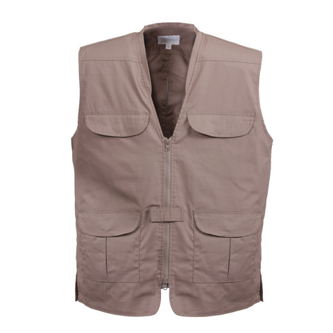 Rothco Lightweight Professional Concealed Carry Vest - Front View