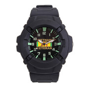 Aqua Force Vietnam Veteran Watch - View