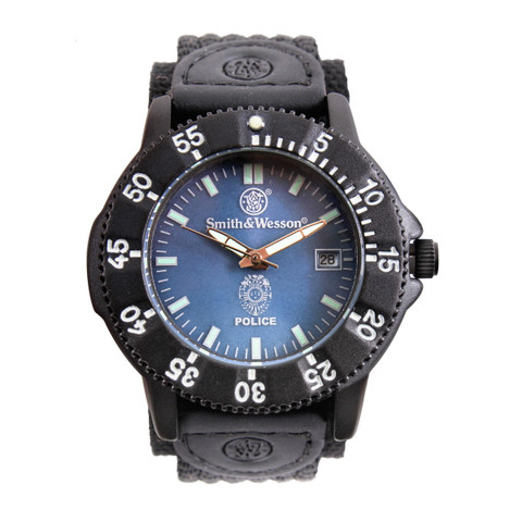 Smith & Wesson Police Watch - View