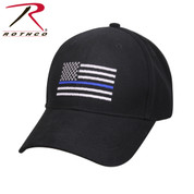 Thin Blue Line Flag Cap - Rothco View