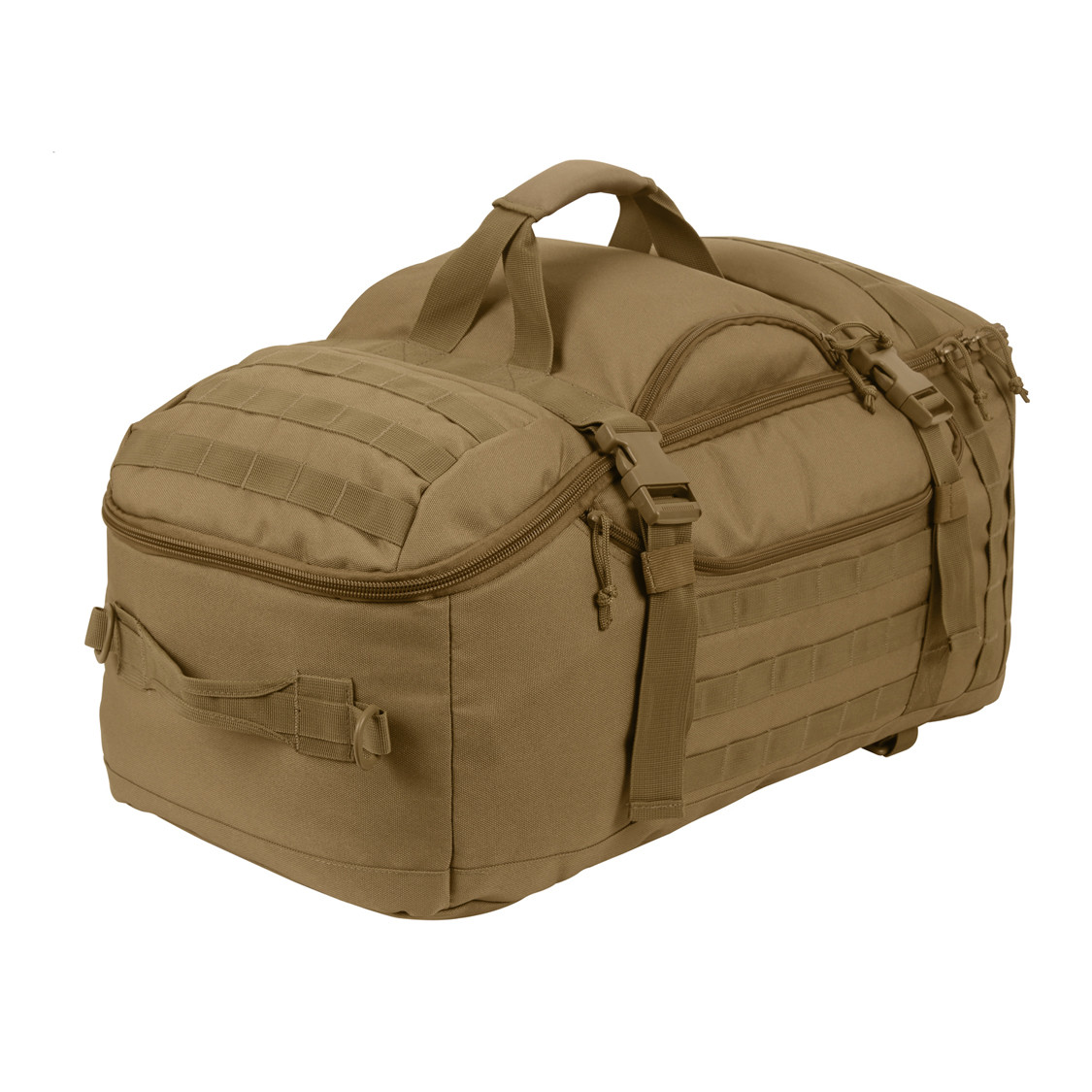 Shop Coyote 3 In 1 Convertible Mission Bags - Fatigues Army Navy Gear c61710af1fddc