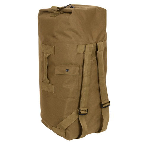 Enhanced Nylon GI Type Backpack Duffle Bag - View