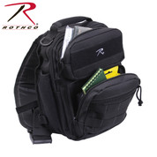 Rothco Compact Tactisling Bag - Open View