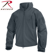 Rothco Gun Metal Grey Special Ops Tactical Soft Shell Jacket