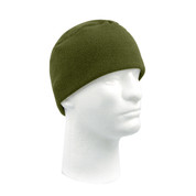 Olive Drab Polar Fleece Watch Cap - View