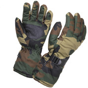 Rothco Camo Extra Long Insulated Gloves - Pair View