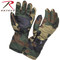 Rothco Camo Extra Long Insulated Gloves - Rothco View