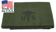 Military Army MedIcal Wool Blankets