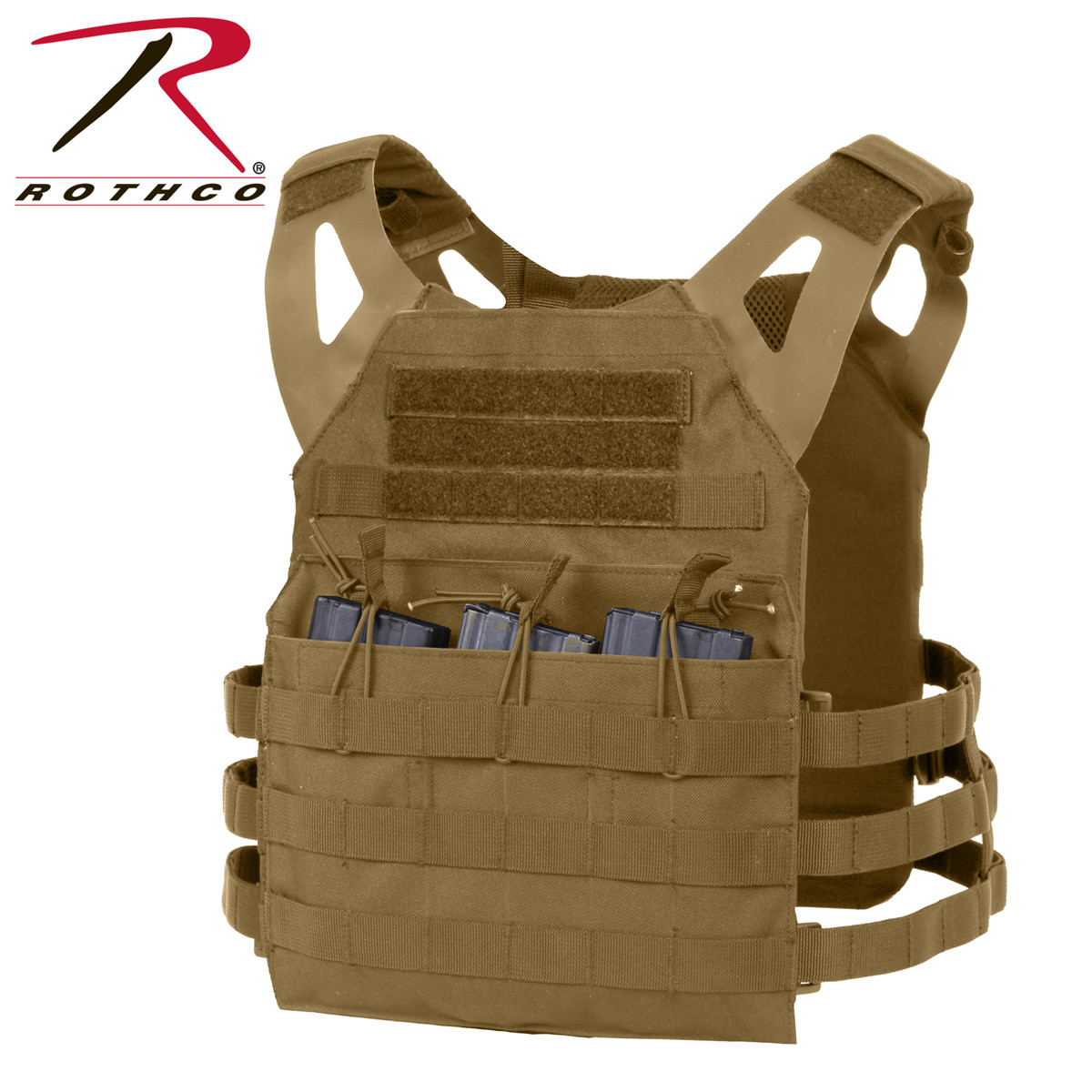 ce08edb589dd5 Shop Lightweight Carriers Vest - Fatigues Army Navy Gear