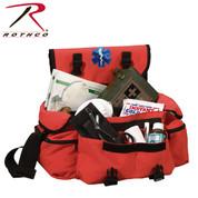 Orange EMT Response Bag - Rothco View