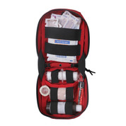 Molle Tactical First Aid Kit - Open Supply View