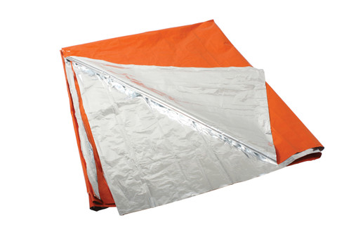 Polarshield Survival Blankets - Open View