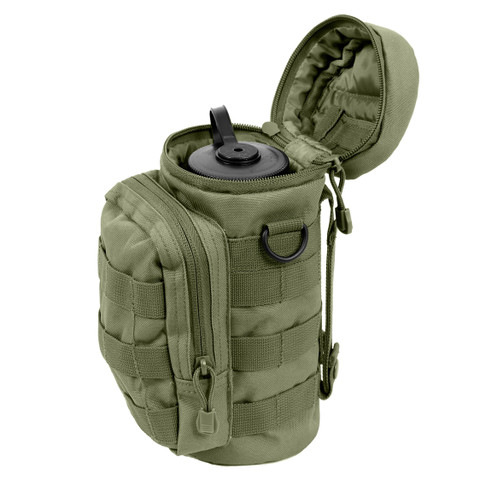 MOLLE Compatible Water Bottle Pouch - View