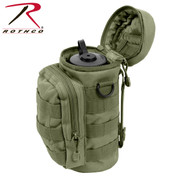 MOLLE Compatible Water Bottle Pouch - Rothco View