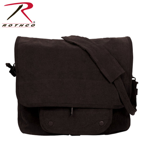 Vintage Canvas Paratrooper Gear Bag - Rothco View