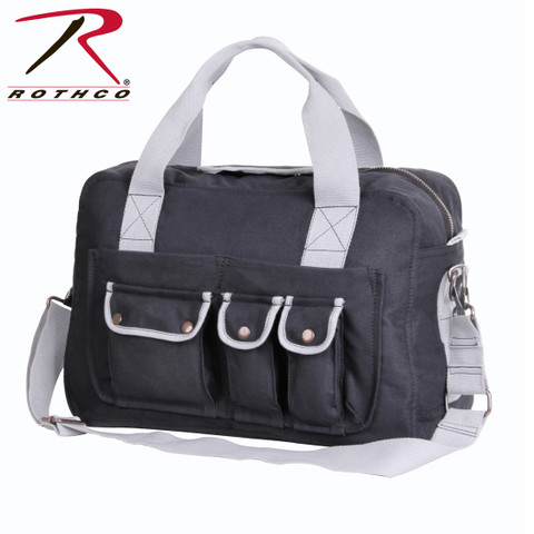 Deluxe Earth Travelers Shoulder Bag - Rothco View