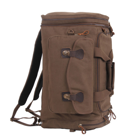 Duck Canvas Extended Stay Travel Bag - Strap View