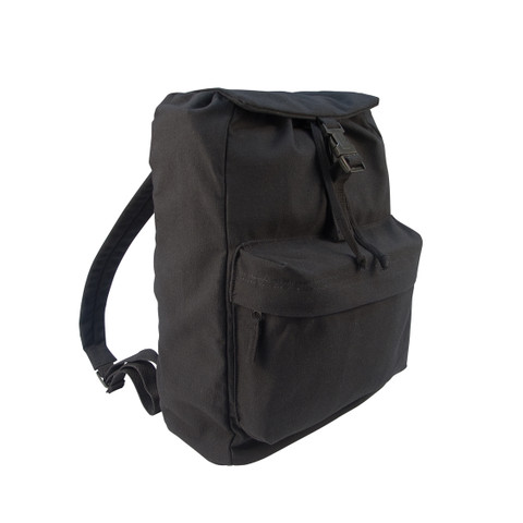 Black Canvas Trail Daypack - View