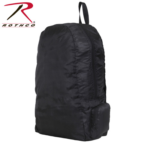 Rothco Compact Foldable Daypack - Pack View