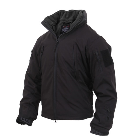 Rothco 3 in 1 Spec Ops Soft Shell Jacket - Front View