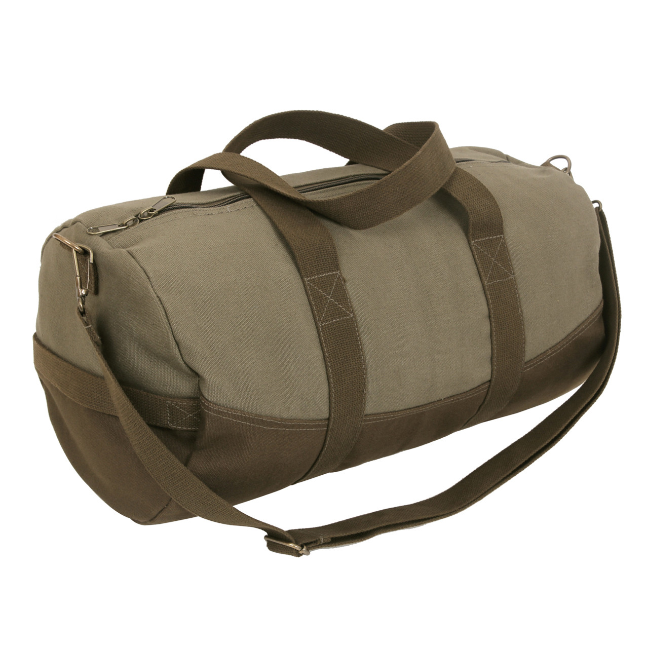 Shop Moss Brown Canvas Gear Bags - Fatigues Army Navy 5a9d81219fe94