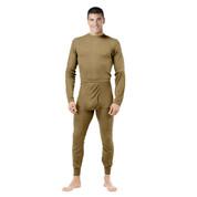 Coyote Brown Gen III Silk Weight Underwear Bottoms - View