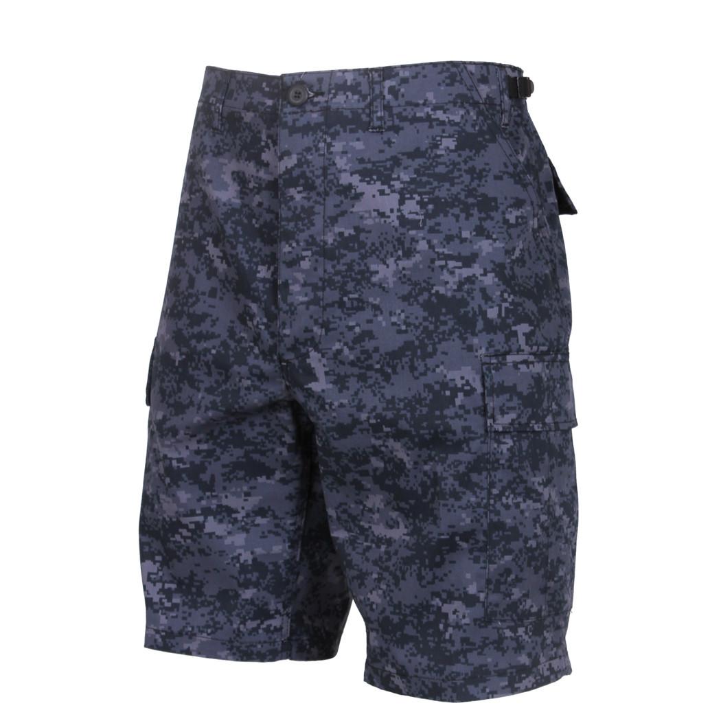 Shop Midnight Digital Camo Shorts - Fatigues Army Navy b0f3540afe70