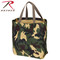 Camo Canvas Shopping Tote Bag - Rothco View