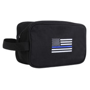 Thin Blue Line Travel Kit Bag - View