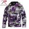 Rothco Purple Camo Anorak Parka - Brand View