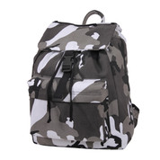 City Camo Canvas Trail Daypack - View
