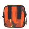 Savage Orange Camo Excursion Organizer Bag - Back View