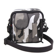 City Camo Excursion Organizer Bag - View