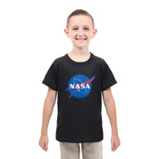 Kids NASA Logo T Shirt - Kids View