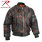 Rothco Woodland Camo MA-1 Flight Jacket - Rothco View